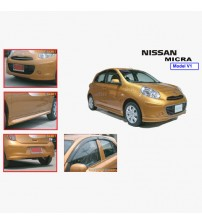 Micra 2011 UP V1 OE Body Kit