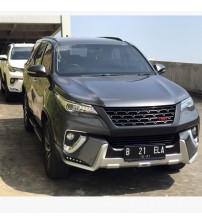 Fortuner 2017 UP Lexus Look Body Kit W/TRD Grill