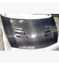 Civic 2006 Carbon Fiber Replacement Hood