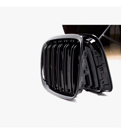 BMW 5 Series F10 Chrome Front Grill