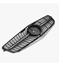 Benz C Class w204 Diomand Look Front Grill