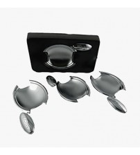 Micra 2011 UP Handle Bowl Chrome FITT