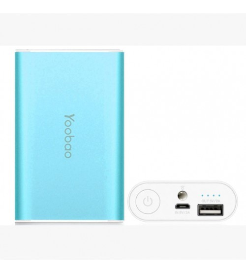 Yoobao YB S3 Power Bank 6000 mAh Pink