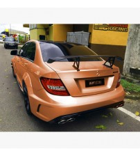 Benz w204 Black Series Style Spoiler ABS