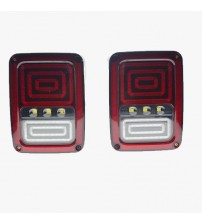 Thar 2015 v3 RED LED Tail Light JT-02