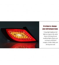 Verna Fludic v2 Audi BM Look Tail Light